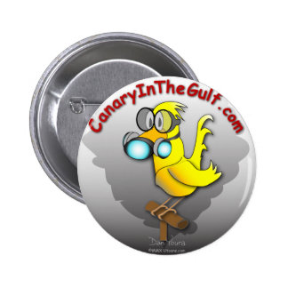Canary in the Gulf Pins