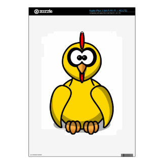 Canary iPad 3 Decal