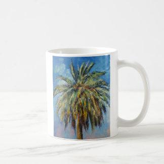 Canary Island Date Palm Mug