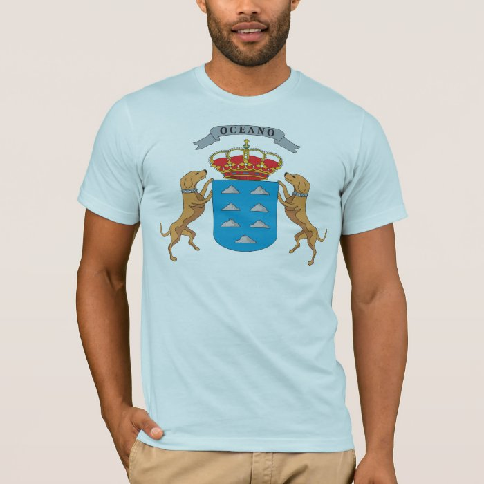 Canary Islands Coat of Arms T-shirt