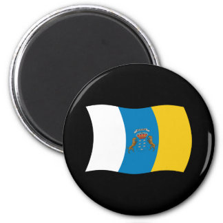 Canary Islands Flag Magnet