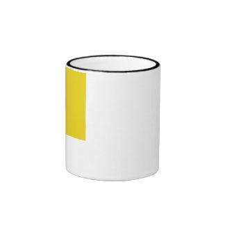 Canary Islands Flag Coffee Mug