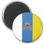 Canary Islands High quality Flag Refrigerator Magnet