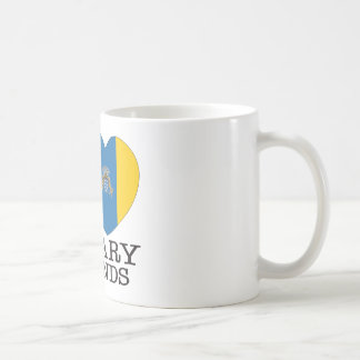 Canary Islands Love v2 Coffee Mug