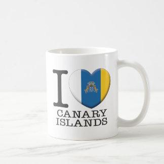 Canary Islands Mug