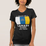 Canary Islands Passion W T Shirts