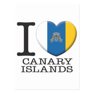Canary Islands Postcard