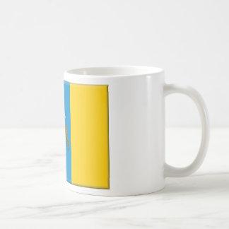 Canary Islands (Spain) Flag Mugs