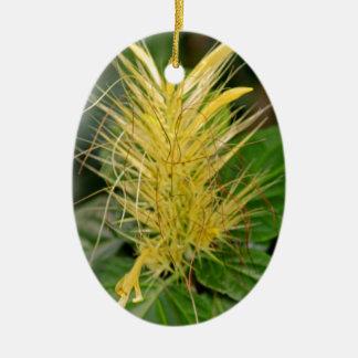 Canary Spurs Ceramic Ornament