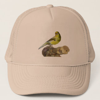 Canary Trucker Hat