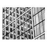 Canary Wharf London Abstract Postcards