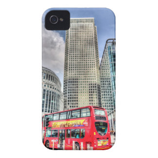 Canary Wharf London iPhone 4 Case-Mate Case