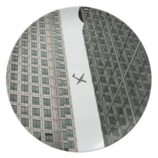 Canary Wharf, London Party Plate