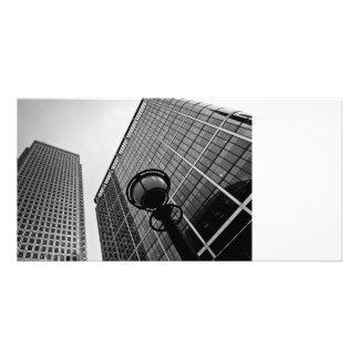 Canary Wharf London Photo Cards