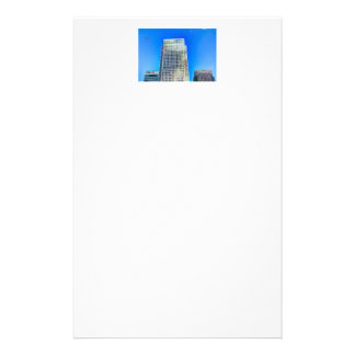 Canary Wharf London Personalised Stationery