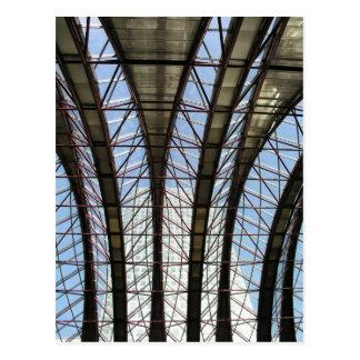 Canary Wharf, London, UK Postcard