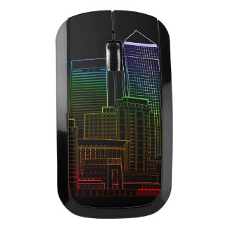 Canary Wharf - London Wireless Mouse