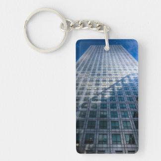 Canary Wharf Tower Keychain