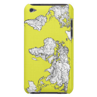canary yellow atlas diagram iPod Case-Mate cases