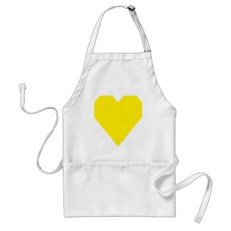 Canary Yellow.png Adult Apron