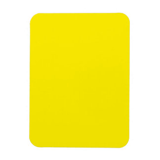 Canary Yellow Vinyl Magnets