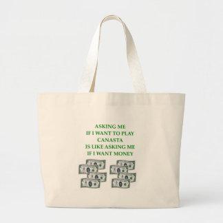 canasta bolsas de mano