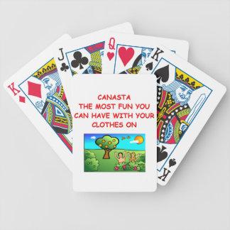 canasta card deck