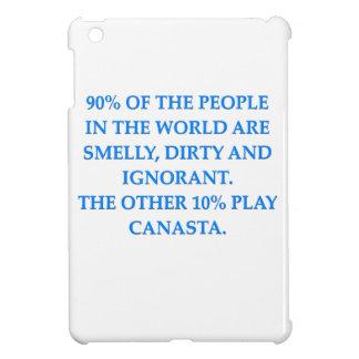 canasta cover for the iPad mini