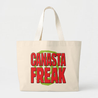 Canasta Freak R Canvas Bag