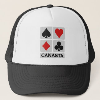 Canasta hat - choose color