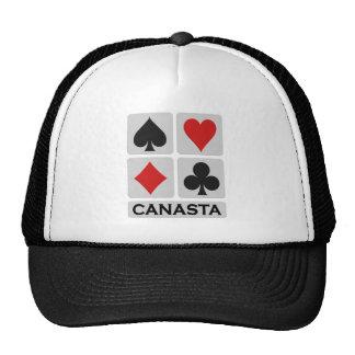 Canasta hat - choose color