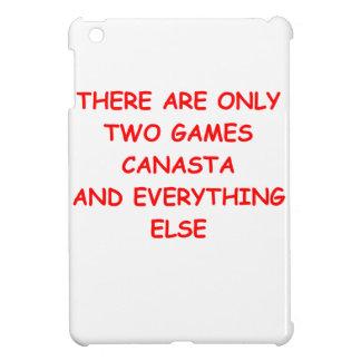 canasta iPad mini cover
