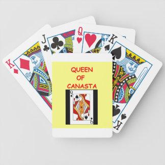 canasta joke 6 playing cards