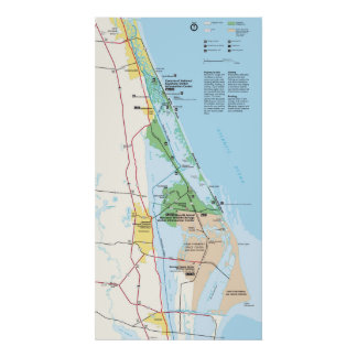 Canaveral National Seashore Poster