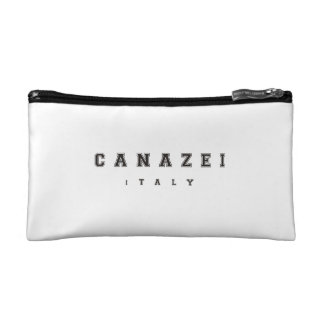 Canazei Italy Cosmetic Bags