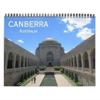canberra 2021 calendar