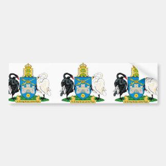 canberra, Australia Bumper Sticker