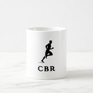 Canberra Australia Running CBR Coffee Mug