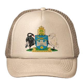 canberra, Australia Trucker Hats