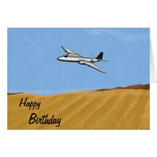 Canberra Birthday Card