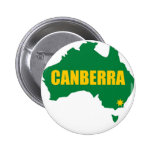 Canberra Green and Gold Map Buttons