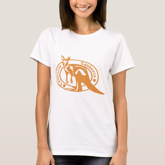Canberra Stamp T-Shirt