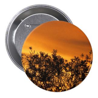 Canberra Summer Sunset Pinback Button