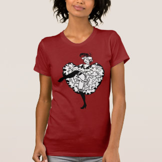 Cancan Dancer T-Shirt