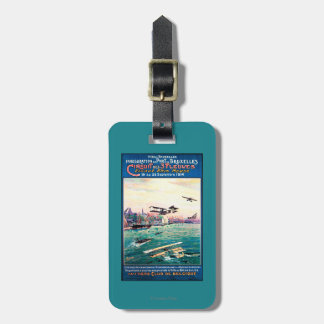 Cancelled Float Plane Promotional Poster Bag Tag