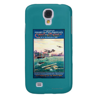 Cancelled Float Plane Promotional Poster Samsung Galaxy S4 Covers