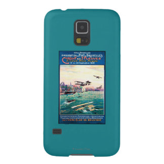 Cancelled Float Plane Promotional Poster Galaxy S5 Cover