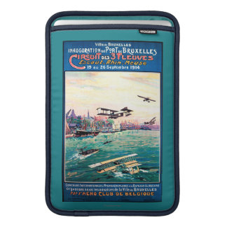 Cancelled Float Plane Promotional Poster MacBook Sleeves