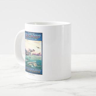 Cancelled Float Plane Promotional Poster Large Coffee Mug