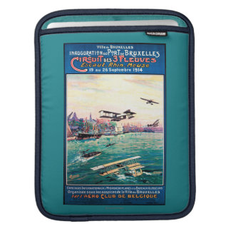Cancelled Float Plane Promotional Poster Sleeve For iPads